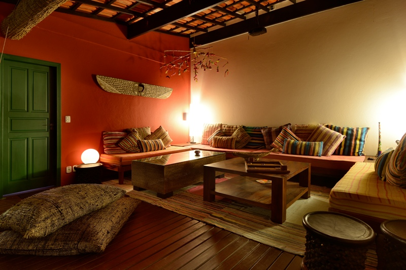 lounge patio interno