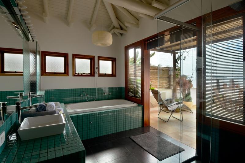 master suite banheiro
